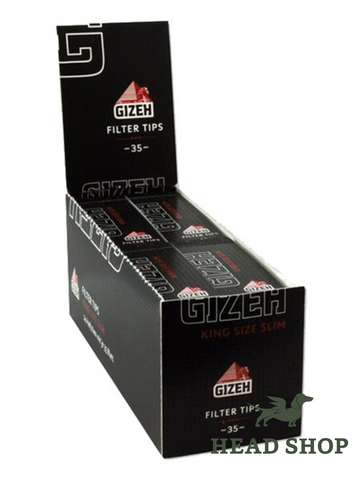 Gizeh Filter Tips slim - 24 x