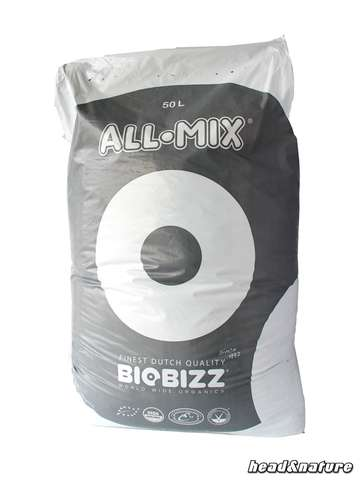 50 Liter All-Mix von Bio Bizz