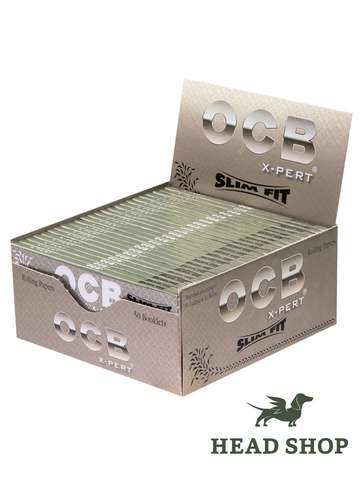 OCB X-PERT slim fit - 50 x