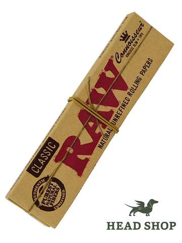 RAW Papers King Size Slim mit Filtertips